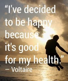 I will prove that Happiness is better for health than any pill !!