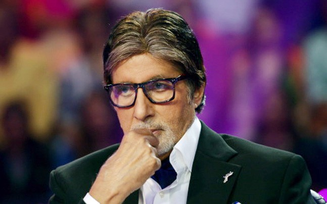 Daily Happylogues: Amitabh Bachchan says don't give up: Koshish karne walon ki haar nahi hoti