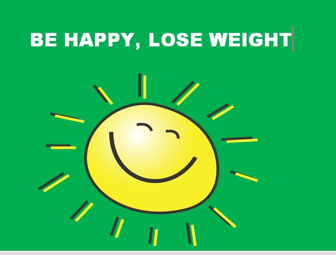 7 Reasons Why Happiness leads to Weight Loss
