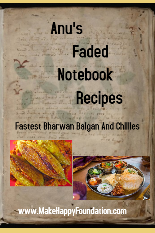 Fastest Tastiest Bharwan Baigan and Chillies