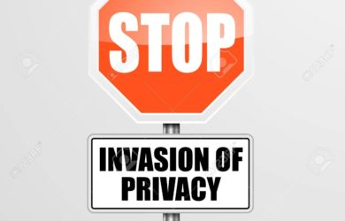 Stop Invasion of Privacy