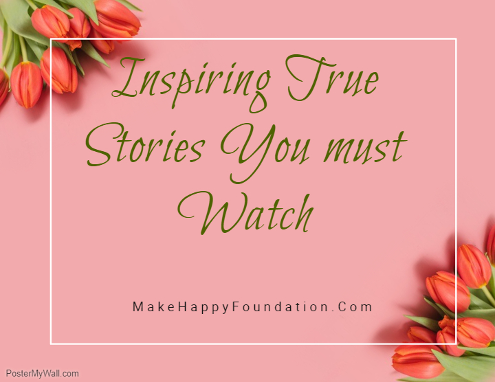 2 Inspiring True Stories you must watch!!