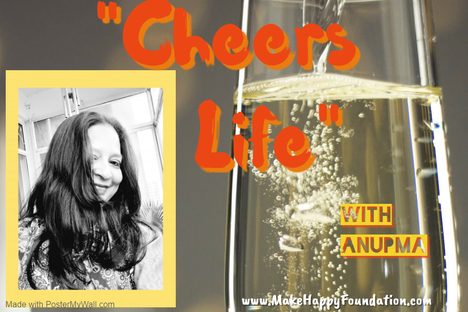 CHEERS LIFE !! AMAZING LIFE SKILLS AND HAPPINESS PODCAST