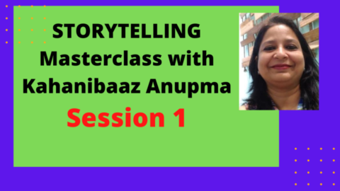 Best Storytelling Masterclass, tutorial for beginners, 8 radio programs running Kahanibaaz Anupma