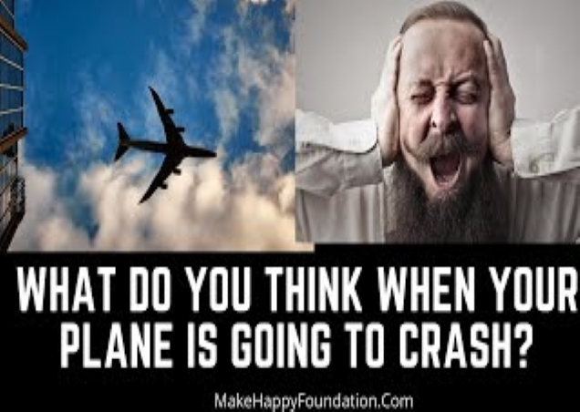 What do people think about when they are dying? You will be surprised, we did a research on Plane Crash Survivors.