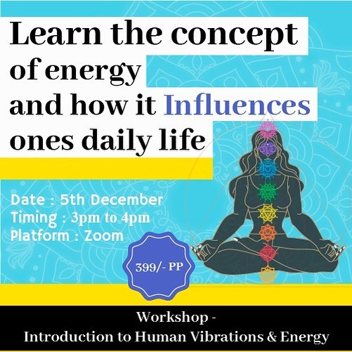 Introduction to Human Energies & Vibrations